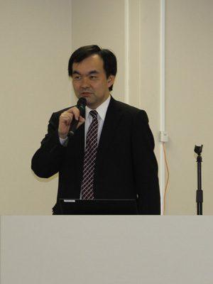 和田康紀氏