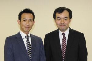 国土交通省の和田課長と神野代表理事